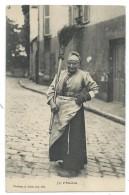 """CPA - J"""" SY D' PONTOISE - Val D' Oise 95 - Femme Avec Balais, Vieux Métiers, Scene De Vie..... - Europe"""