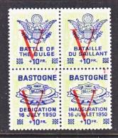 BELGIUM  BATTLE OF THE BULGE  ** - United States