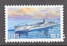 "US  3373   **  SUBMARINE  ""S"" CLASS - Submarines"