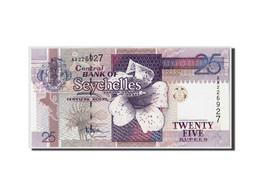 Seychelles, 25 Rupees, Non Daté (1998), KM:37, NEUF - Seychelles