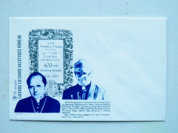 Cover From Lithuania Envelope - Lithuania