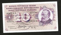 [CC] SVIZZERA / SUISSE / SWITZERLAND - NATIONAL BANK - 10 FRANCS / FRANKEN (1973) G. KELLER - Svizzera
