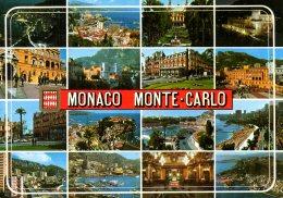 MONACO. Carte Postale Neuve. - Monaco