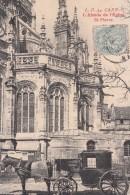 Cp , 14 , CAEN , L'Abside De L'Église Saint-Pierre - Caen