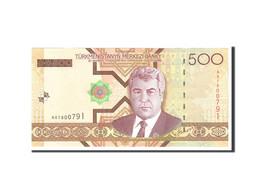 Turkmenistan, 500 Manat, 2005, KM:19, Undated, NEUF - Turkménistan