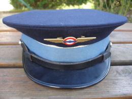 Casquette De La PAF De La Police Nationale PP PN - Police