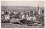 Cp , 29 , CAMARET , Le Bourg Et L'Église Neuve , Dans Le Fond, Le Château Vauban (Mon. Hist.) - Camaret-sur-Mer