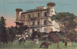 Cp , 20(2B) , ÎLE-ROUSSE , Hôtel Du Château , Vue Sur La Mer Et La Montagne - Otros Municipios