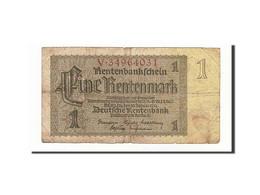 Allemagne, 1 Rentenmark, 1937, KM:173b, 1937-01-30, TB - [13] Bundeskassenschein