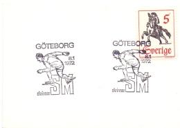 GOTEBORG  ICE SKATING 1972  (M160153) - Pattinaggio Artistico