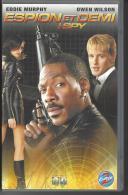 Fillm VHS  ESPION Et DEMI Avec Eddie MURPHY Et Owen WILSON - Action, Aventure