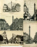 03 - Moulins - Rue D'Allier N°1 - Lot De 10 Cartes. - Moulins