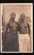 DJIBOUTI Jeunes Femmes Somalies Seins Nus    Hau105 - Djibouti