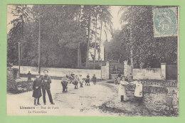 LIMOURS : La Picaudière. Jeux D'enfants (Saute Moutons). 2 Scans. Edition Chapron - Limours