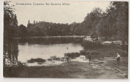 S4638 - Wimbledon Common. The Queens Mere - London Suburbs