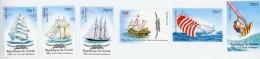 Bateaux Anciens,spots Nautiques- Guinée 2002-YT 2322/27***MNH***MNH - Ships