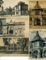 03 - Moulins - Pavillon Anne De Beaujeu N°III - Lot De 10 Cartes. - Moulins