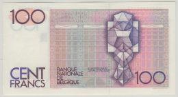 """B00406 100 Francs """"BEYAERT"""" Signé SIMONIS - Presque Neuf - 100 Francs"""
