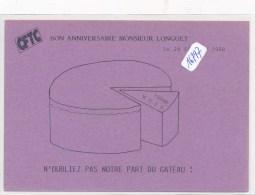 CPA -  Thèmes - Carte Pétition Syndicale ( Détail Scan) - Sindacati