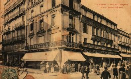 CPA  (51)      REIMS  -   Rues De Talleyrand Et Du Cadran-St-Pierre  ( Aux Soeurs De Charité) - Reims