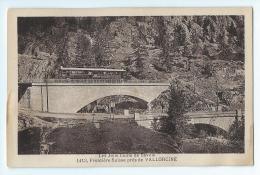 Frontiere Suisse Près De Vallorcine - Frankreich