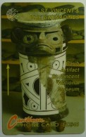 ST VINCENT & THE GRENADINES - GPT - 7CSVC - $40 - Carib Artifact - STV-7C - Used - St. Vincent & The Grenadines