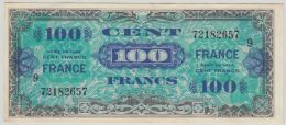 "B00424  100 Francs ""FRANCE"" Série 9 - TTB/SUP - 1945 Verso France"