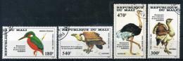 1984 MALI SERIE COMPLETA USATA - Mali (1959-...)
