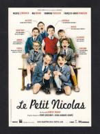 "CPM.   Cinéma.  Film  ""LE PETIT NICOLAS"".   Postcard. - Posters On Cards"