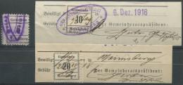 1335 - MEINISBERG Fiskalmarken