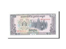 Cambodge, 10 Riels, 1979, KM:30a, Undated, NEUF - Cambodia
