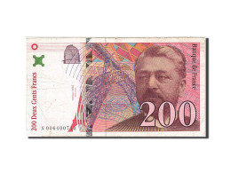 France, 200 Francs, 1995, 1996, KM:159a, B, Fayette:75.2 - 1992-2000 Last Series