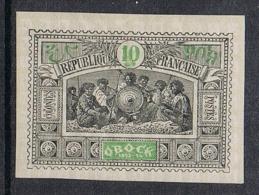 OBOCK N°51 N* - Obock (1892-1899)