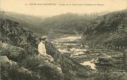 /! 1467 - CPA - 36  - Argenton : Gorges De La Creuse Entre Fresselines Et Crozant - France