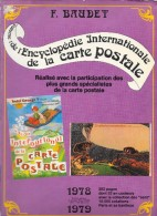"""""""Encyclopédie Internationale De La CARTE POSTALE""""-F. BAUDET- 1978-BE/TBE - Français"""