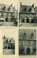 03 - Moulins - Hôtel/Passage Moret - Lot De 10 Cartes. - Moulins