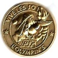 JO ALBERTVILLE 92 - J43 - PRESSE - VIVE LES JO ! - PIF - Verso : SM - Juegos Olímpicos