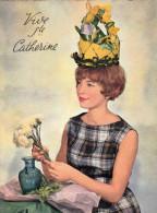 Fantaisie STE CATHERINE Années 60 TBE - Sainte-Catherine