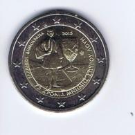Grecia - 2 Euro Commemorativo Anno 2015 - Spiridon Louis - Grecia