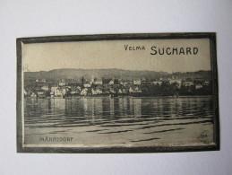 CHROMO CHOCOLAT  SUCHARD Série 221 N°164 MANNEDORF - Suchard