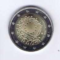 Lituania - 2 Euro Commemorativo Anno 2015 -  Bandiera Europea - Lituania