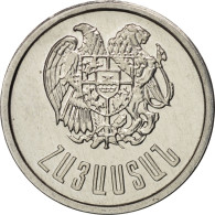 Armenia, 10 Luma, 1994, SPL, Aluminum, KM:51 - Arménie