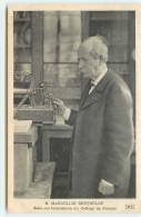 M. Marcellin Berthelot Dans Son Laboratoire Du Collège De France - Beroemde Personen