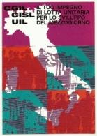 1971 - Italia - Cartolina Congresso Nazionale CGIL-CISL-UIL    10/21 - Sindacati