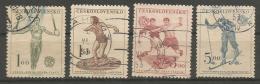TP DE TCHECOSLOVAQUIE  N°  584/87  OBLITERES. - Czechoslovakia