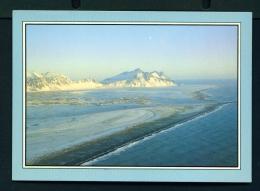 ICELAND  -  Fra Hofn I Hornafiroi  Unused Postcard - Iceland