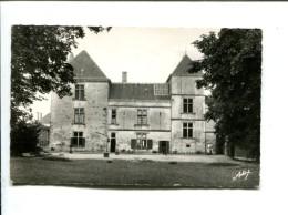 CP - COULONGES (79) HOTEL DE VILLE  COTE PARC  LE CHATEAU - Coulonges-sur-l'Autize
