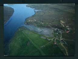 FALKLAND ISLANDS  -  Port Howard  Unused Postcard - Islas Malvinas