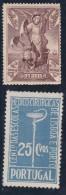 Vasco De Gamma 75r Brun, Caducée 25c Bleu - ...-1853 Préphilatélie