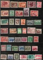 BULGARIA---Collection Of USED & UNUSED DL-132 - Timbres